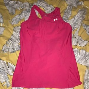 Under Armour racer back tank top